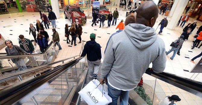 Grandes tiendas cerradas en Navidad