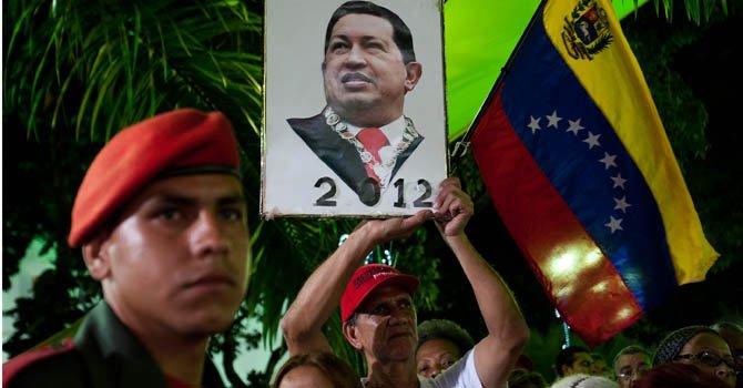 Chávez padece una grave insuficiencia respiratoria