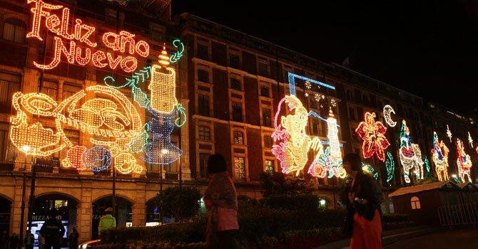 Hubo 2.600 heridos en Latinoamérica durante Fiestas Navideñas de 2012.