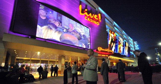 Casino al estilo Las Vegas en Maryland