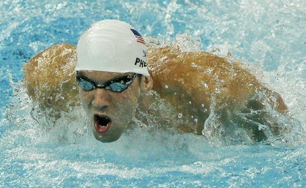 El nadador estadounidense Michael Phelps se consagró en los Olímpicos como el mayor medallista de todos los tiempos al acumular 22 medallas, 18 de ellas de oro.