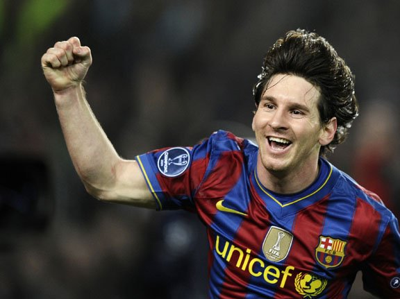 Leo Messi dejó atras el 9 de diciembre el récord del alemán Gerd Müller, al marcarle un doblete al Betis y llegar ese día a 86 goles en un año.