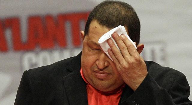 El presidente venezolano Hugo Chávez dice que han sido días difíciles pero que se recupera satisfactoriamente.