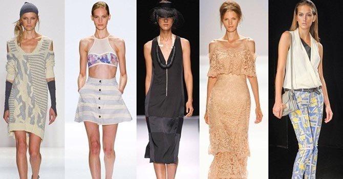 La Semana de la Moda en Nueva York, realizada en septiembre, mostró las tendencias que se vienen para 2013.