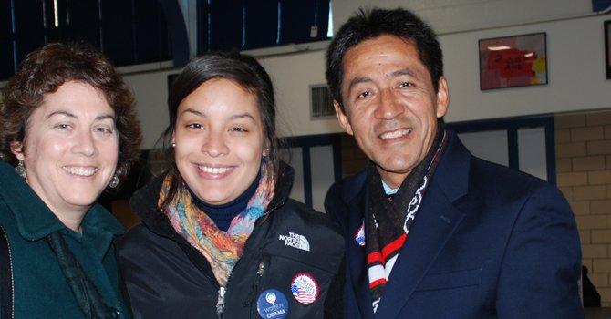 Salvadoreño lidera en el gobierno de Arlington