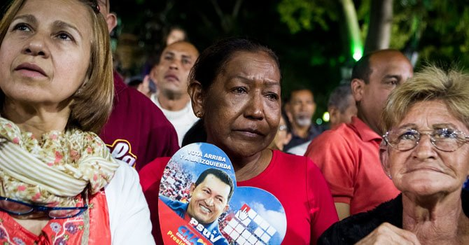"""El fin de año en Venezuela estuvo marcado por la suspensión de las fiestas públicas para despedir el 2012 y dar paso a ceremonias religiosas para pedir por la recuperación del presidente Hugo Chávez, quien se mantiene hospitalizado en La Habana en estado """"delicado""""."""