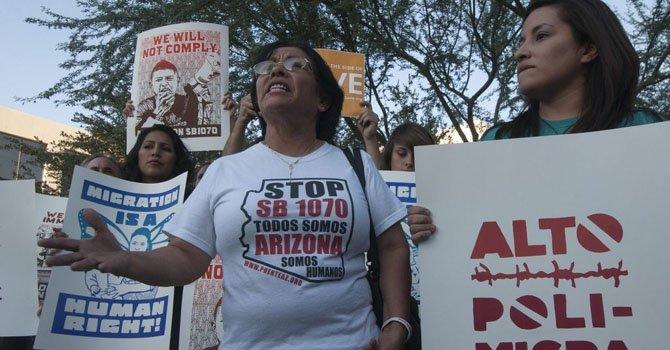 Continúa la batalla legal en contra de la SB1070