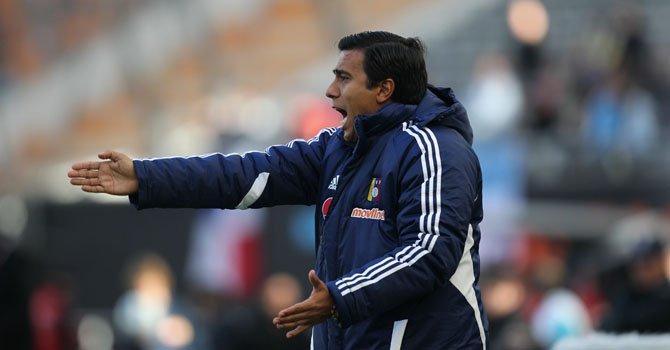 El seleccionador nacional de Venezuela, César Farías, confía en la capacidad de su plantilla para enfrentar con éxito a Argentina y Colombia.
