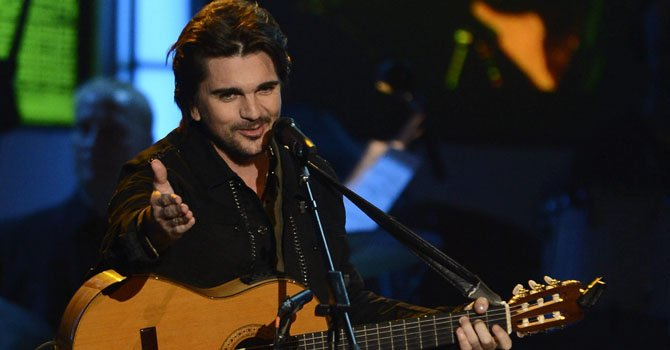 Juanes participa en homenaje a Bruce Springsteen