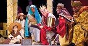 Los Reyes Magos llegan al área. TRADICIÓN. El Teatro Hispano GALA realiza su tradicional posada con los Reyes Magos. Con animales de verdad —burros, cabras y ovejas— el evento es el domingo 6, a la 1pm, en la esquina de la calle 14 y la Park Road, en Columbia Heights. Historias de los Tres Sabios se relatarán en el teatro, a las 11:30 y 2:30, con entrada gratuita. Latino Student Fund invita a una ceremonia con los Reyes el sábado 5, de 1 a 3 pm en la National Cathedral School,  3612 Woodley  Road, NW, DC.