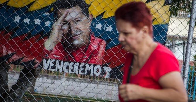 Dicen que Chávez podría asumir después del 10