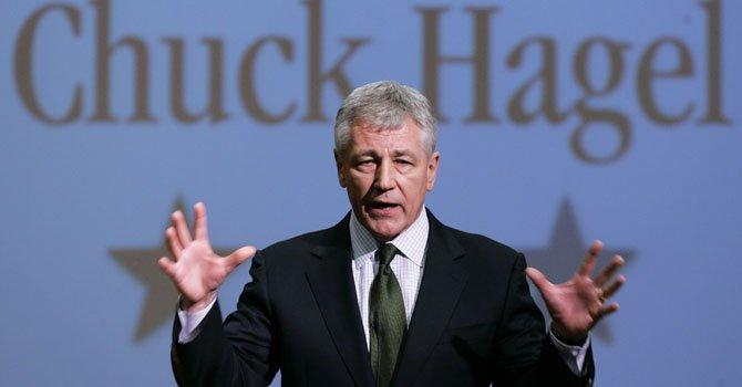 Chuck Hagel será el nuevo secretario de Defensa