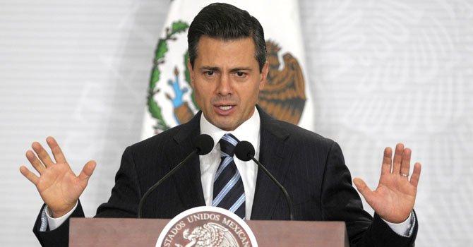 Peña Nieto anuncia importantes reformas