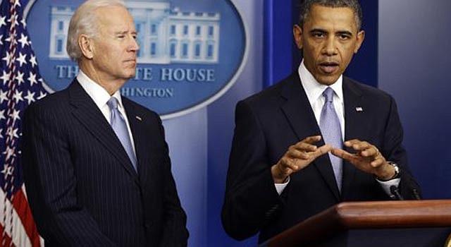 Obama lanzó un grupo para debatir el tema de las armas, que lidera Biden, tras la masacre de Newtown.