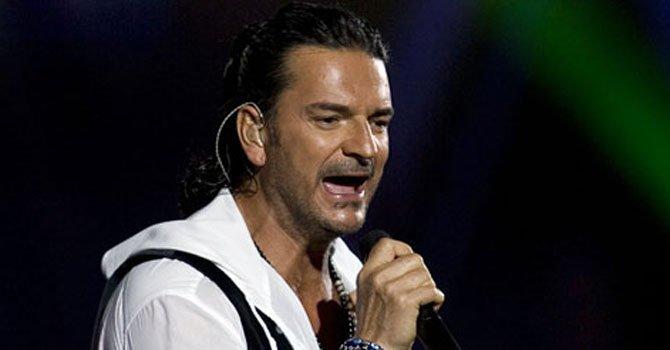 El cantante guatemalteco Ricardo Arjona estará en DC el 7 de febrero.