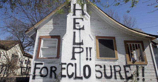 Los foreclosures fueron una consecuencia y profundizaron la grave crisis del sector inmobiliario que todavía afecta a los Estados Unidos.