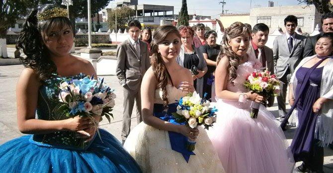 Los 15 años en América Latina