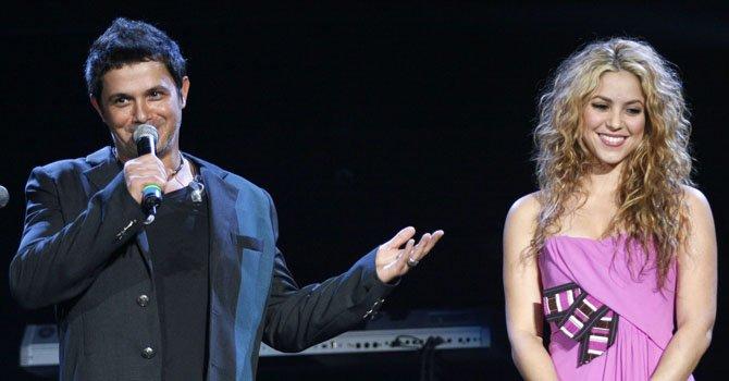 Alejandro Sanz y Shakira cantarán con Draco Rosa