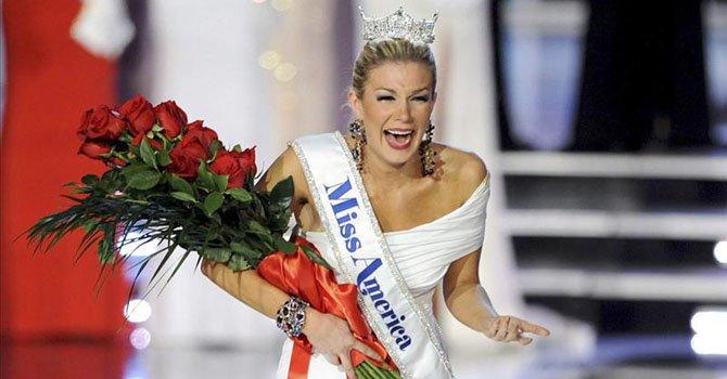 Nueva York gana Miss USA