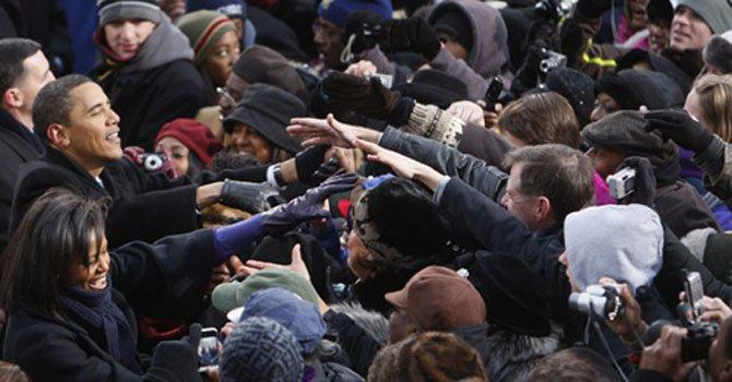 Inauguración de Obama será más pequeña