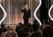 """El ex presidente Bill Clinton presentó la película """"Lincoln""""."""