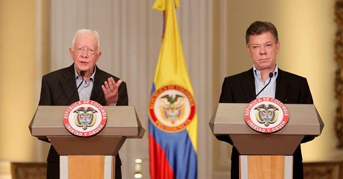FARC y Gobierno colombiano retoman diálogos de paz