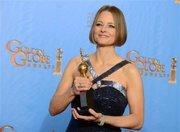 La actriz Jodie Foster recibió el premio Cecil B. De Mille por trayectoria. En su discurso, hizo público por primera vez que es lesbiana.
