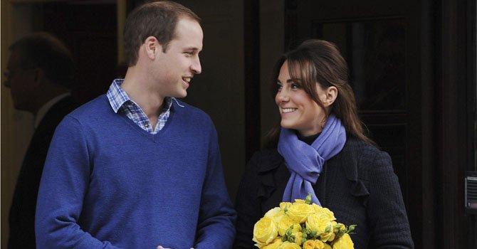 El hijo de William y Kate nacerá en julio