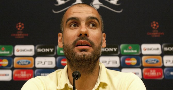El español Pep Guardiola dejó al barcelona para entrenar al Bayern Múnich de la Bundesliga alemana.