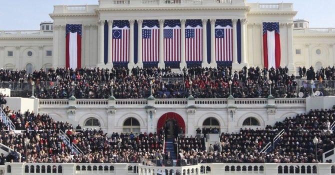 La ceremonia pública de juramentación es el lunes 21 de enero a las 11:30am.