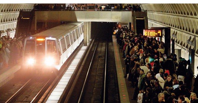 Como en 2009, los trenes del METRO estarán congestionados.