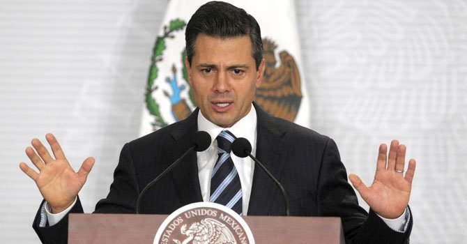 México: se burlan de los errores de Peña Nieto
