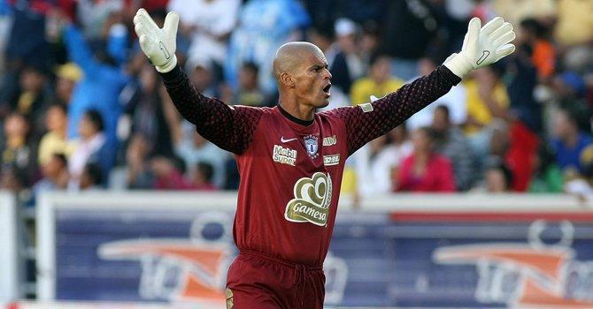 El desaparecido portero Miguel Calero brilló en el fútbol mexicano y con la selección nacional de su país Colombia, donde desde el jueves 17 de enero reposan parte de sus cenizas.