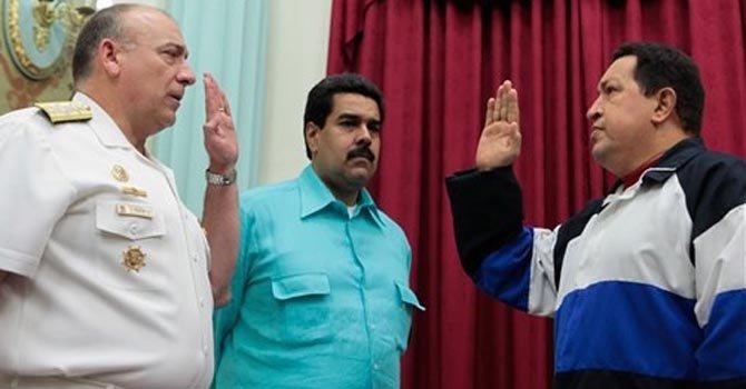 """Aliados de Chávez: """"el gobierno sigue en marcha"""""""
