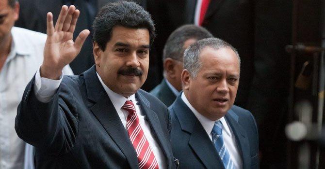 Maduro viaja a Cuba para ver a Chávez