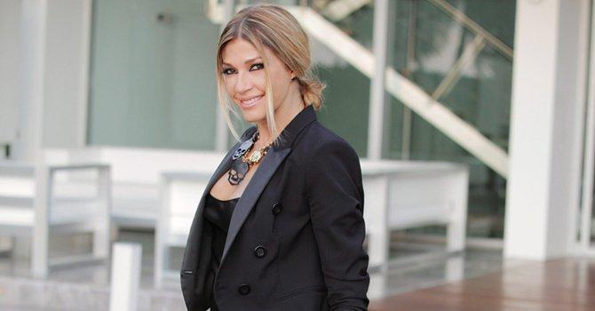 """La actriz venezolana Catherine Fulop volverá a trabajar con Fernando Carrillo 25 años después de triunfar con la telenovela """"Abigail""""."""