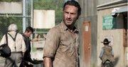 """Andrew Lincoln, interpreta al Sheriff y líder del grupo de sobrevivientes, Rick Grimes en la serie """"The Walking Dead""""."""