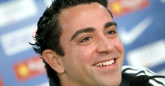 El jugador español del Barcelona, Xavi, pide que los dos clásicos de la Copa del Rey sean exclusivos para el fútbol.