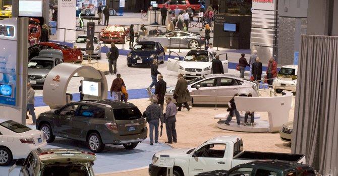 El Auto Show de Washington 2013 contará con más de 700 nuevos modelos de automóviles producto de 42 fabricantes a nivel mundial.