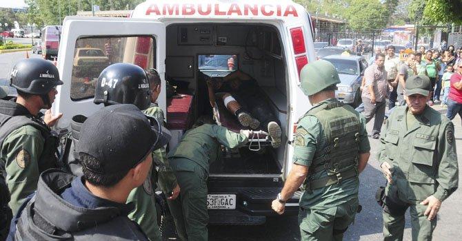 Al menos 25 personas murieron en un motín en una cárcel de Uribana, Venezuela el 25 de enero.