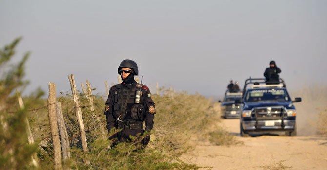 Cadáveres hallados en México serían de músicos