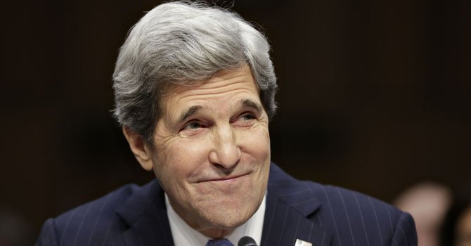 John Kerry es el nuevo secretario de Estado.