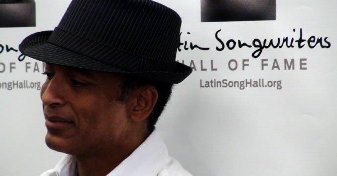 El cantante y compositor cubanoestadounidense Jon Seca.