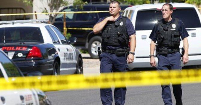 Agentes de la Policía de Phoenix respondieron a un tiroteo el miércoles 30 de enero.