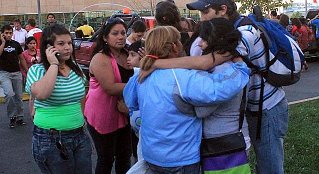 Un terremoto de magnitud 6,8 estremeció a Chile el jueves 31 de enero.