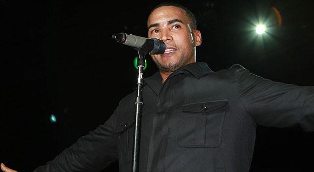 El cantante puertorriqueño Don Omar.