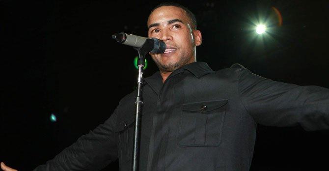 Don Omar se presenta en su natal Puerto Rico