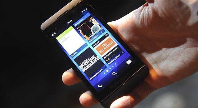 El blackberry renace con más aplicaciones y con más toques digitales.