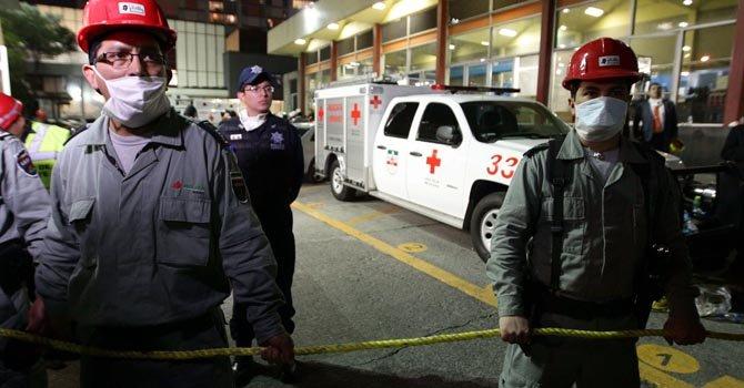 Aún se desconocen las causas de la explosión en Petróleos Mexicanos, el 31 de enero.