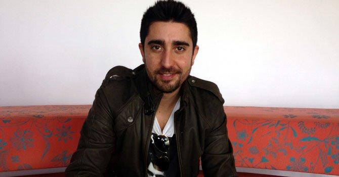 El cantautor español Álex Ubago.